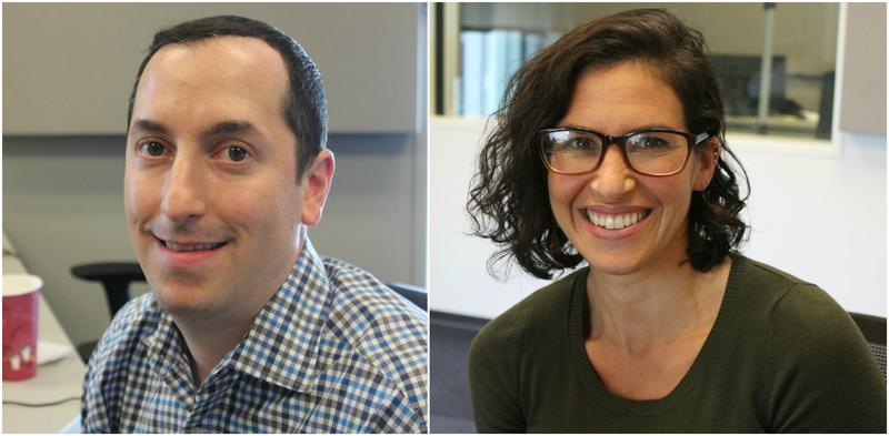 Dr. Evan Schwarz and Professor Rachel Winograd discuss efforts to prevent opioid overdose