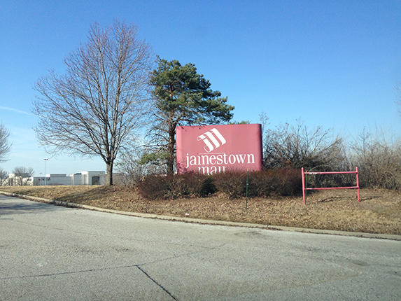 There are still some traces of the Jamestown Mall in north St. Louis County. A deal to put all the property under control of the county port authority could help speed up the long-delayed redevelopment of the site.