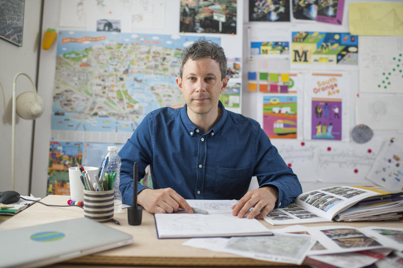 "Designer and urban planner, Damon Rich, received a 2017 MacArthur Fellowship, which includes a $625,000 stipend – commonly known as a ""genius"" grant."