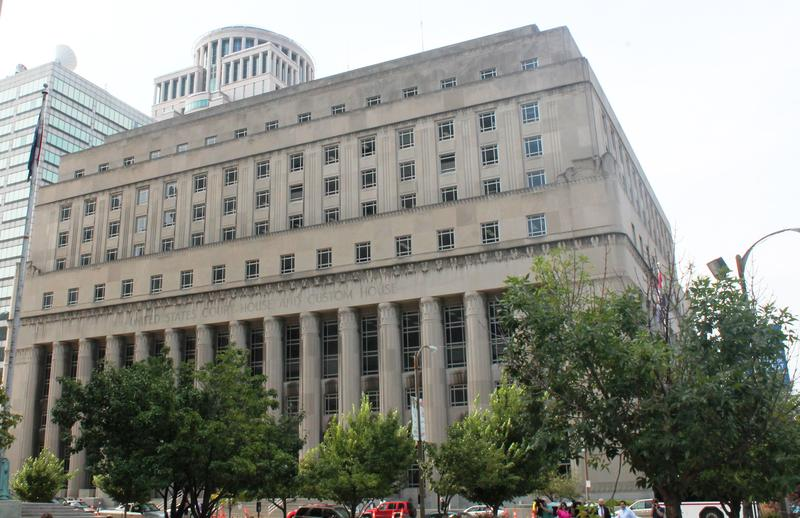 The Carnahan Courthouse is one of two courthouses in the 22nd Judicial Circuit, which is the city of St. Louis