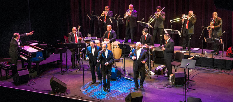 The Spanish Harlem Orchestra