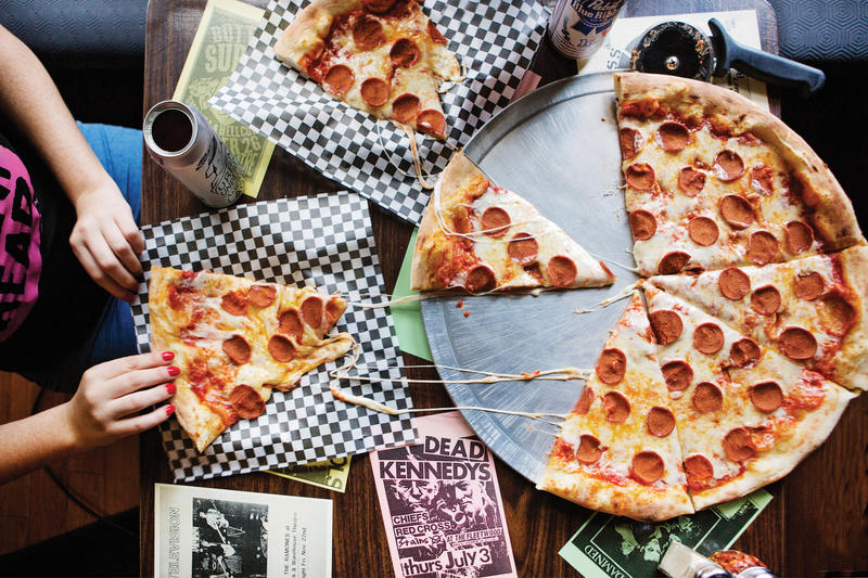 Pizza Head was the no. 9 choice on Sauce Magazine's best 12 new local restaurants  of 2017.