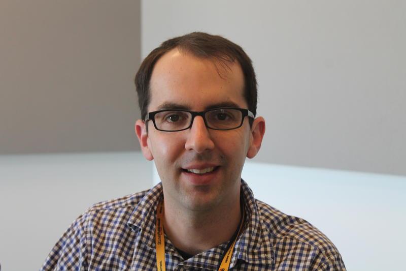 St. Louis Public Radio's interim political editor Jason Rosenbaum.