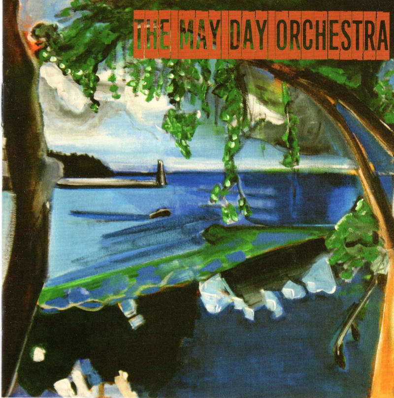 Cover art for The May Day Orchestra's third album 'Wake'