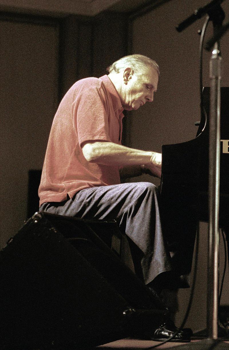 Dave McKenna-1989