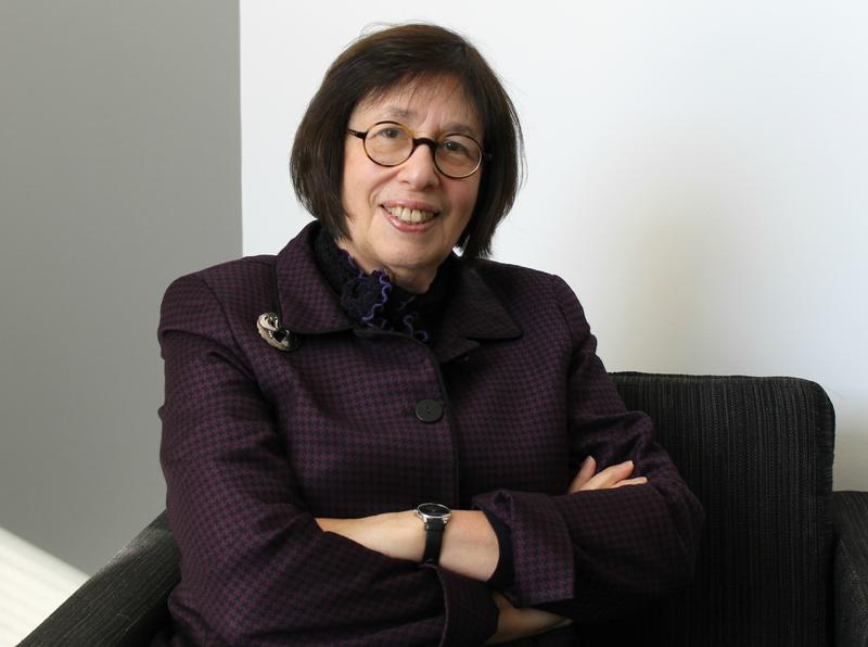 Journalist Linda Greenhouse talked about her career and the current state of the media and political affairs.