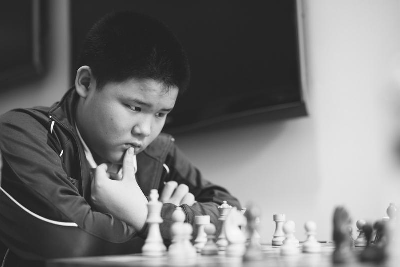 2017 U.S. Junior Champion Awonder Liang who will be playing in the 2018 Spring Chess Classic.