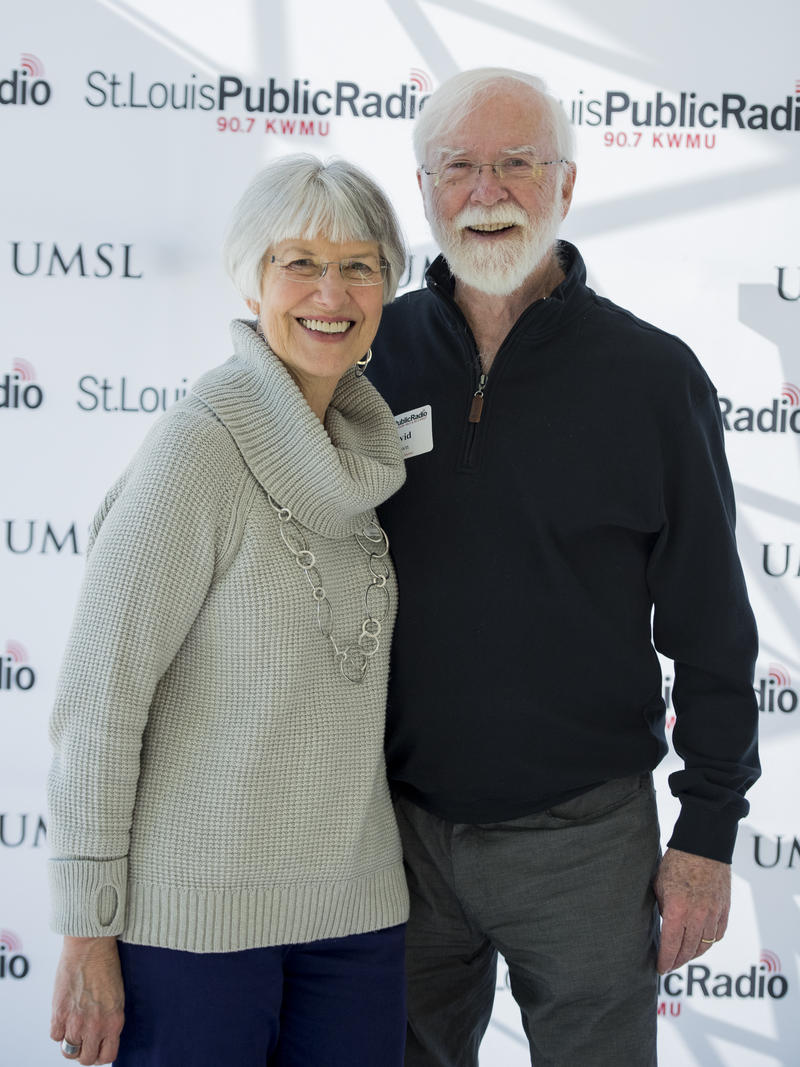 Chery Green and David Brown attended St. Louis Public Radio's 20 Year Member Event on February 25, 2018.