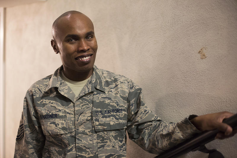 Kevin Gardner is a Gateway Men's Chorus member and an Master Sergeant in the Air Force.