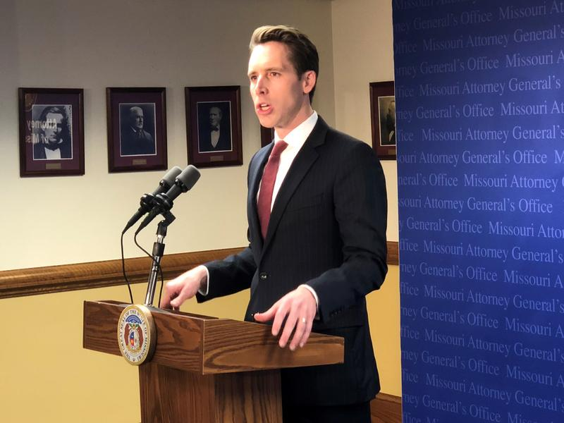 Missouri Attorney General Josh Hawley announces he's issuing subpeonas in his Mission Continues investigation.
