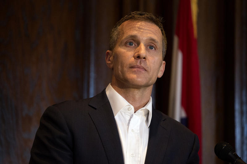 Democrats hope that Gov. Eric Greitens will be an albatross for GOP state legislative candidates.