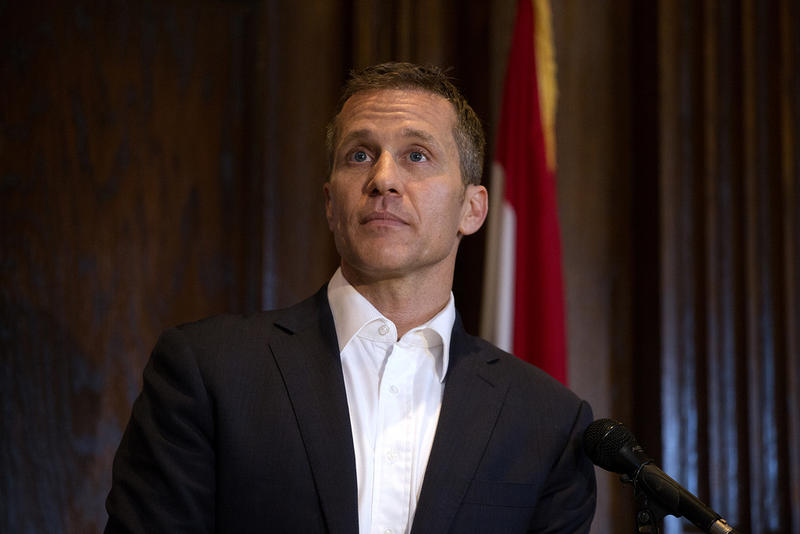 Missouri Gov. Eric Greitens is in political limbo after being indicted for felony invasion of privacy charges.