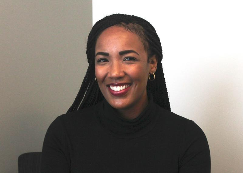 Sonja Perryman has found her niche at the intersection of storylines and public health.
