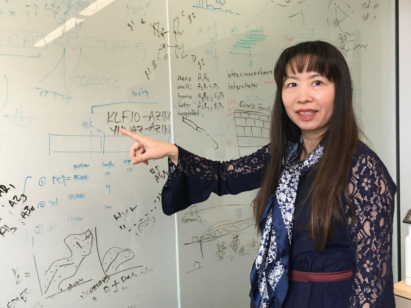 Geneticist and lead Cancer Genome Atlas scientist Li Ding