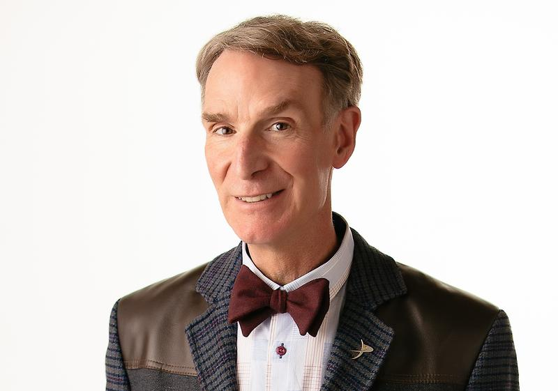 Bill Nye is making a keynote appearance at the St. Louis Climate Summit.