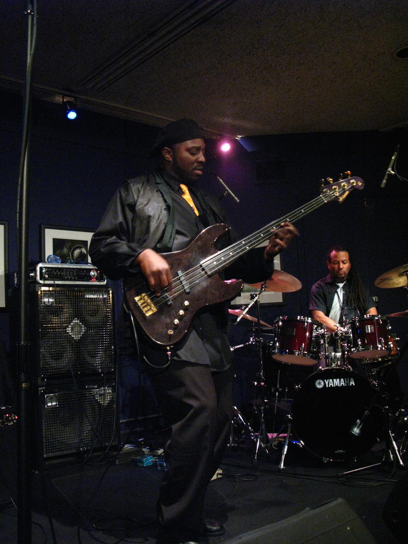 Charnett Moffett-2011