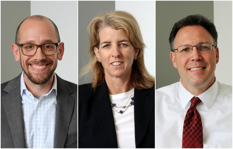 Chris Bay, Rory Kennedy and Tom Kroenung joined host Don Marsh to talk about the digital divide.
