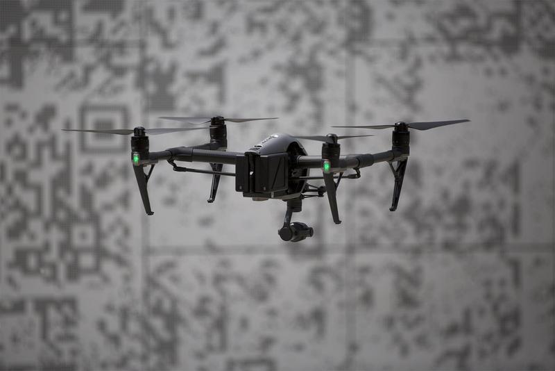 St. Louis Public Radio's newsroom drone.