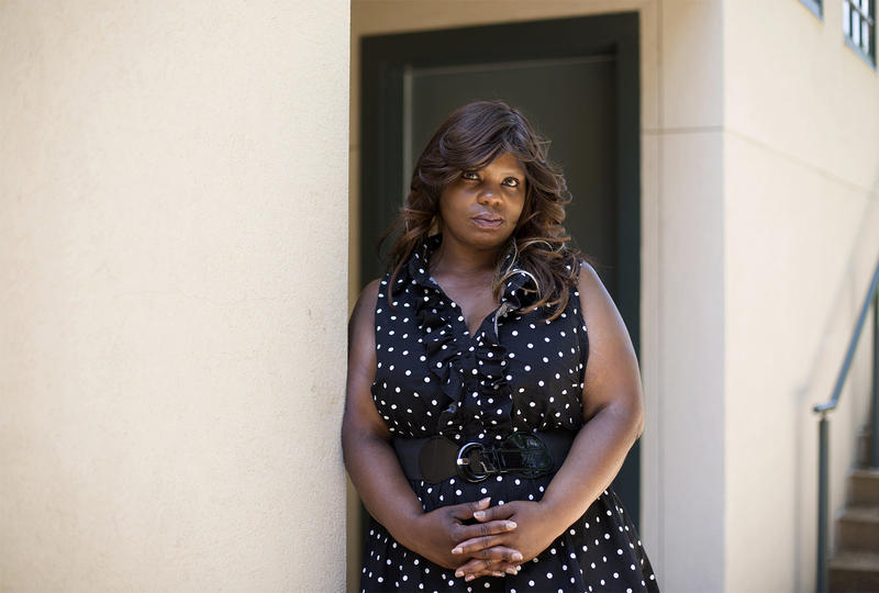 """Latasha Johnson's story is at the heart of a new """"We Live Here"""" episode and a legal case that aims to level the playing field between Missouri tenants and landlords."""
