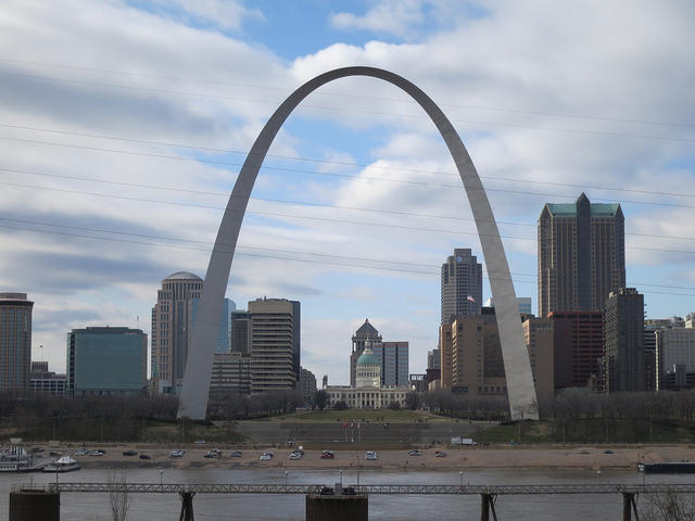 Older industrial cities like St. Louis face many challenges as they transition to a new economy.