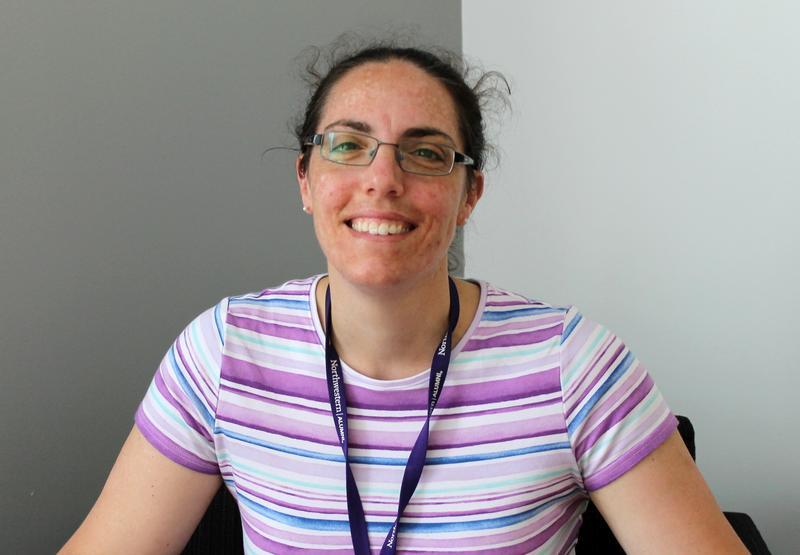 St. Louis Public Radio reporter Rachel Lippmann