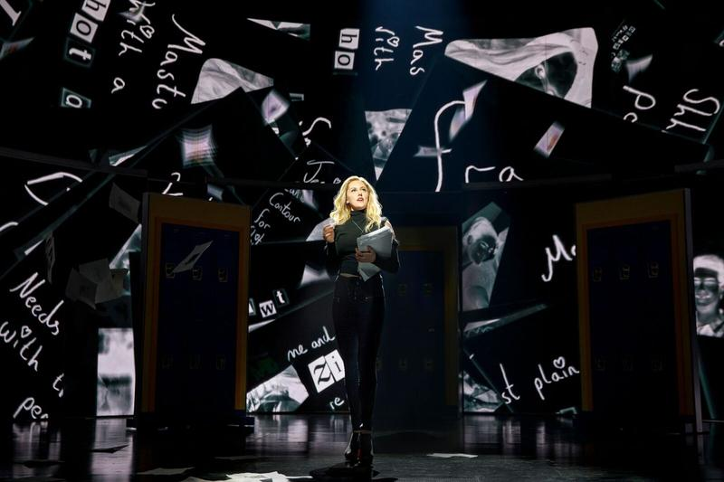 """Bourbon, Missouri, native Taylor Louderman stars in the Broadway musical """"Mean Girls."""" Louderman is nominated for a Tony Award."""