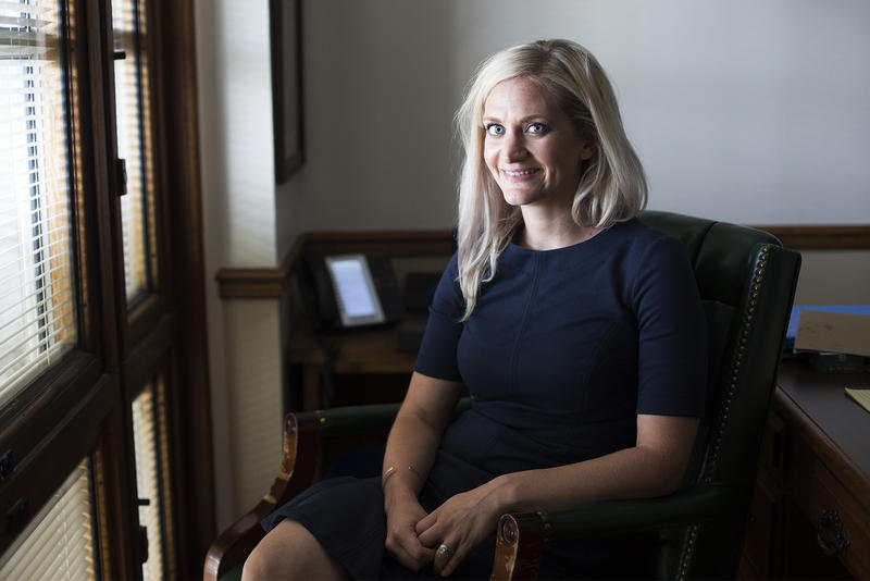 State Sen.-elect Lauren Arthur flipped a seat that had been held by Republicans for 12 years.