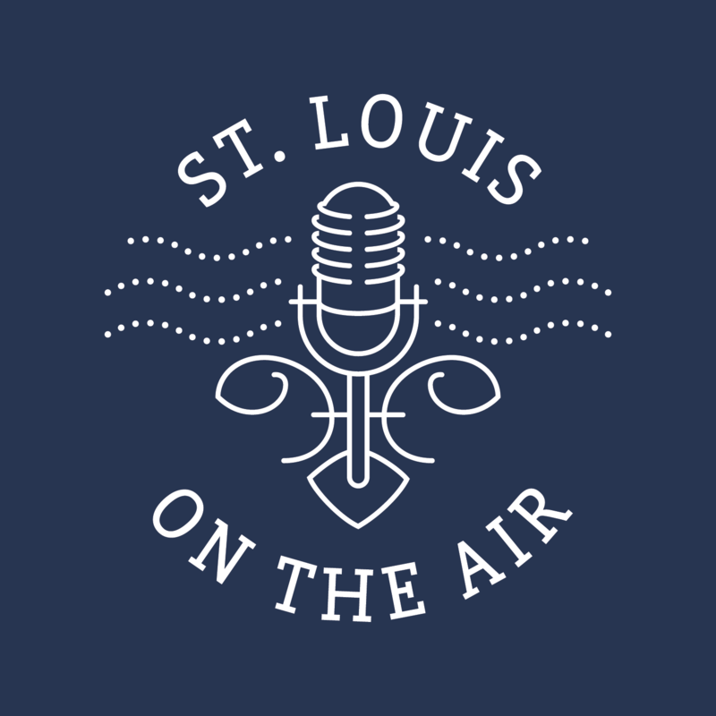 St. Louis on the Air logo
