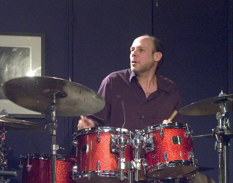Jeff Ballard-2007
