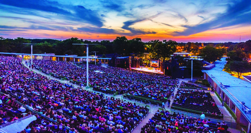 The Muny is looking to extend its lease to 2071, and free up some funds earmarked for parking lot upkeep. A city fund for that purpose has a surplus of approximately $180,000. 6/14/18