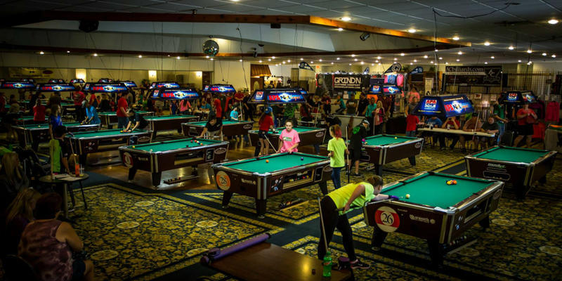 Junior poolplayers from the United and Canada will descend on St. Louis this week for the annual junior poolplayer championships.  2018