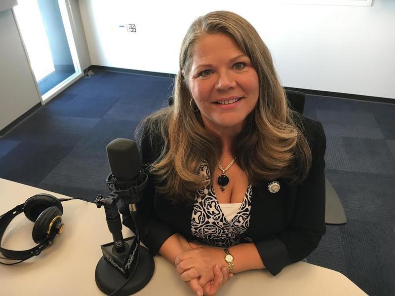Missouri state Rep. Gina Mitten