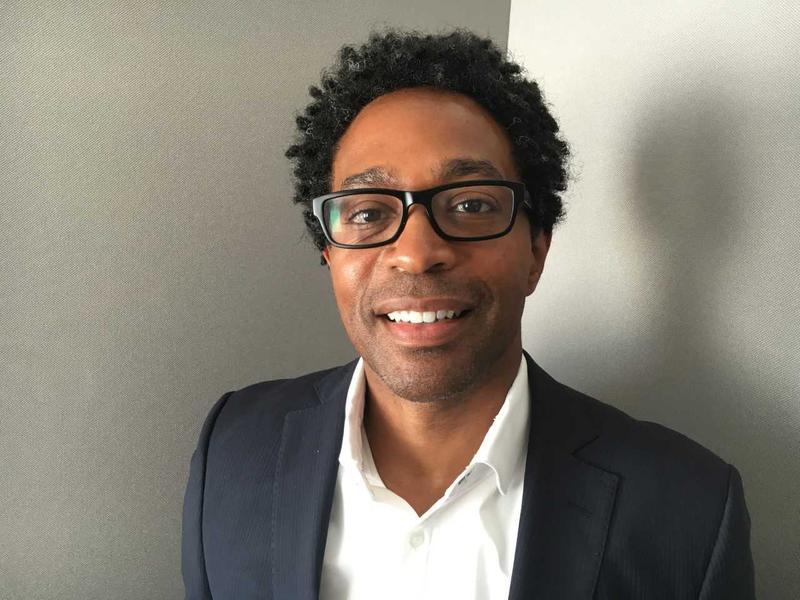 Ferguson Councilman Wesley Bell