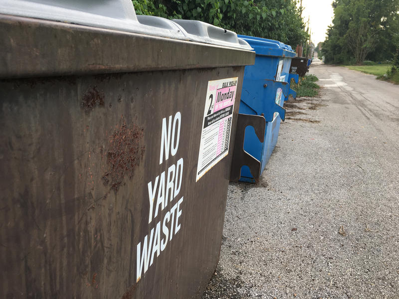 Aging trash trucks, overworked staff and uncollected trash were just some of the complaints heard by Alderman on the Streets, Traffic and Refuse Committee during a public hearing Tuesday.
