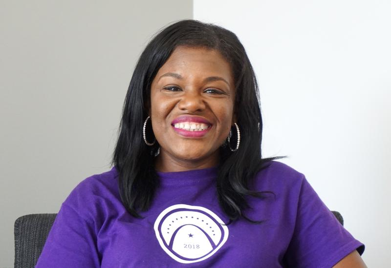 Florissant resident Cori Bush is an ordained pastor and registered nurse – and is currently running to become a congresswoman.