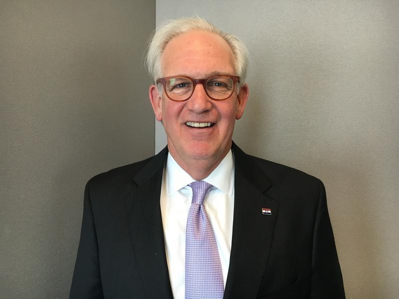 Former Missouri Gov. Jay Nixon