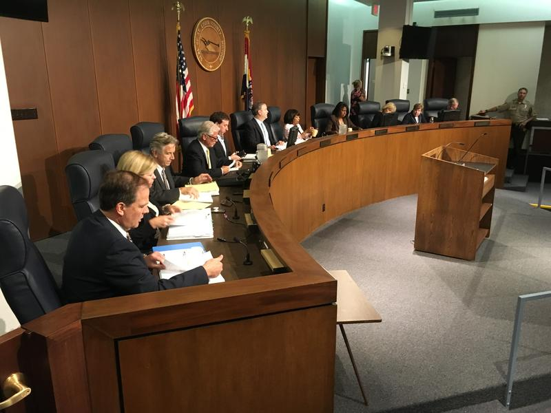 The St. Louis County Council approved three charter amendments earlier this month. One would provide the council with more authority over the county budget.