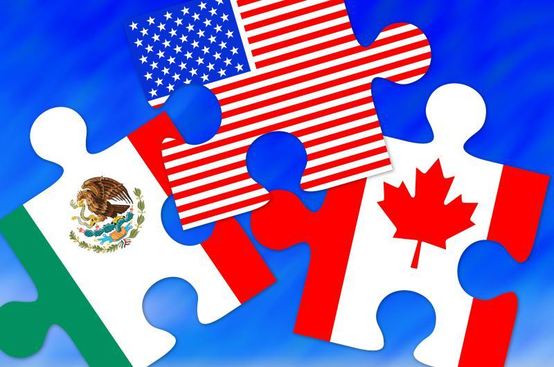 Talks with Canada are underway following a trade deal announcment between the U.S. and Mexico.