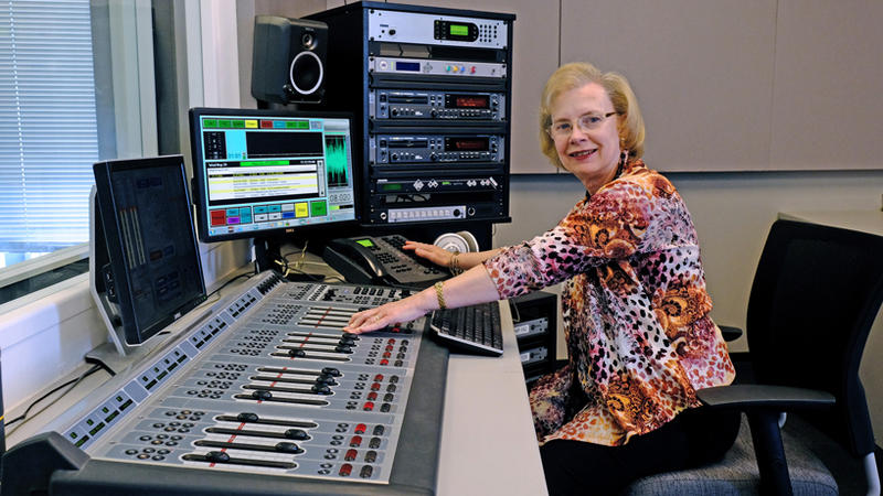 Longtime executive producer Mary Edwards is retiring Friday after more than four decades with St. Louis Public Radio.
