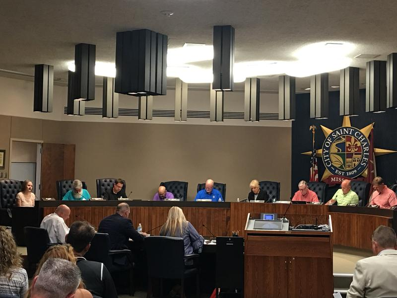 The St. Charles City Council meets to present the latest revisions to the proposed liquor ordinance to the public. Aug. 21, 2018