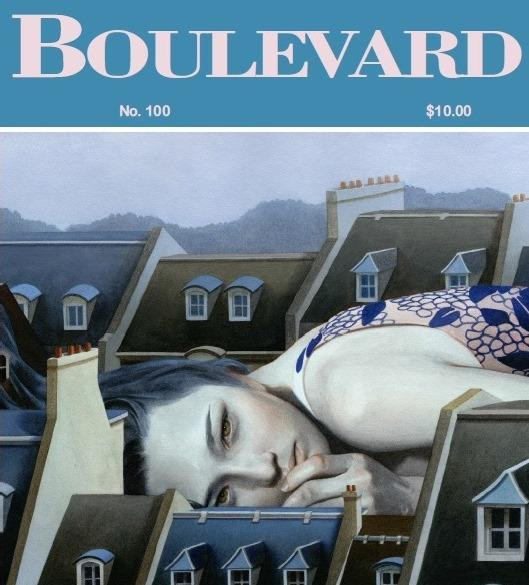 The St. Louis-based literary magazine's latest issue, which runs about 200 pages and includes some focus on immigration, features cover art by Tran Nguyen.