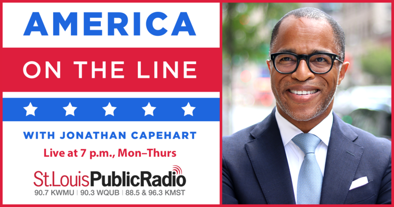 """America on the Line"" is a weeknight call-in show to bring Americans together for a national conversation"
