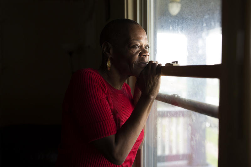 Rosetta Watson was functionally evicted from the city after her former boyfriend attacked her.