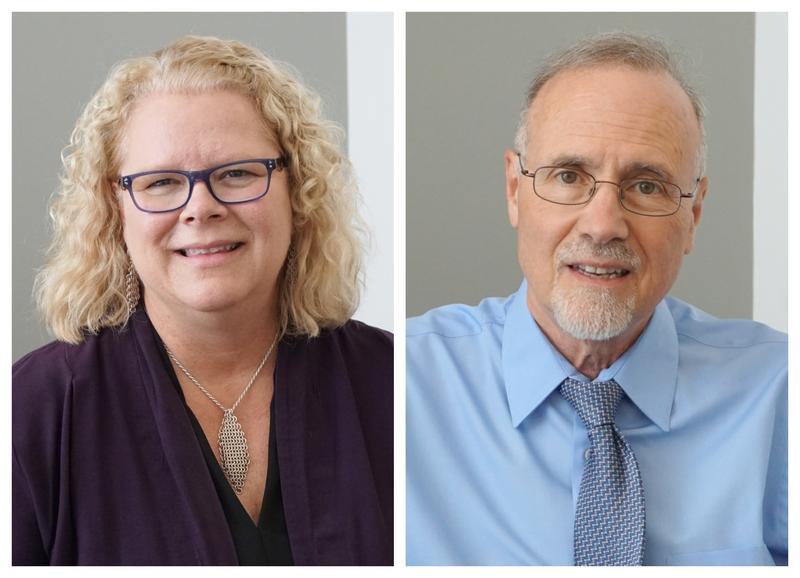 University of Missouri-St. Louis Provost Kristin Sobolik and Chancellor Tom George joined host Don Marsh. | 10/3/18