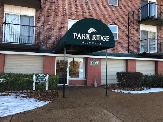 Residents at Park Ridge in Ferguson received some form of notice about either an impending eviction because of St. Louis County Housing Authority or because of late rent payments.