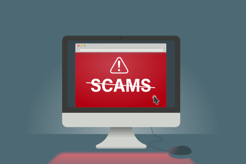 Avoid online and computer scams