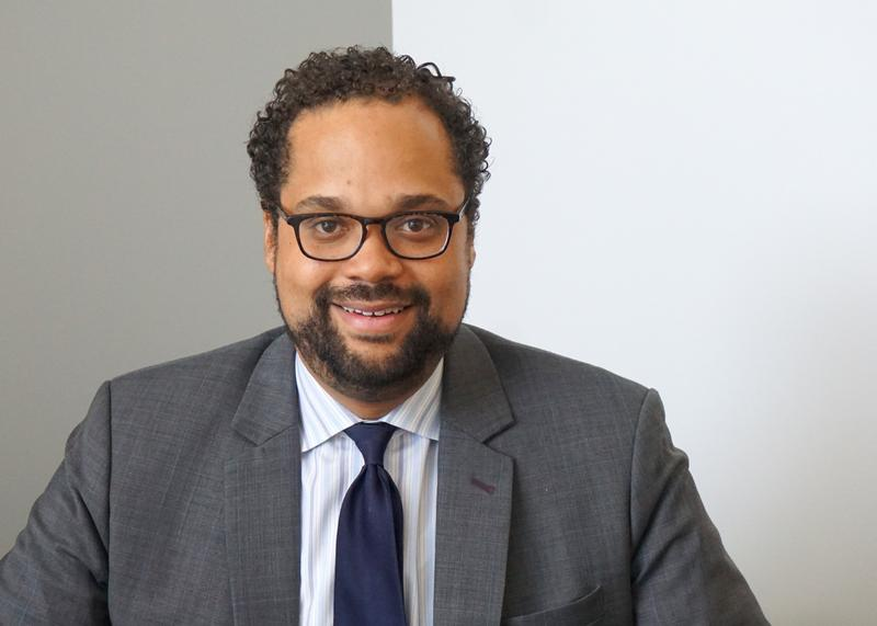 Jared Boyd is chief of staff and counsel for the City of St. Louis Treasurer's Office, which opened its Office of Financial Empowerment in 2014.