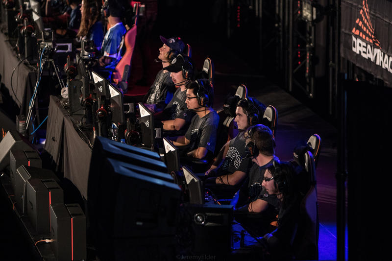 University of Colorado Boulder esports student-athletes compete in a tournament last year. The University of Missouri-Columbia is adding an esports team in 2019.