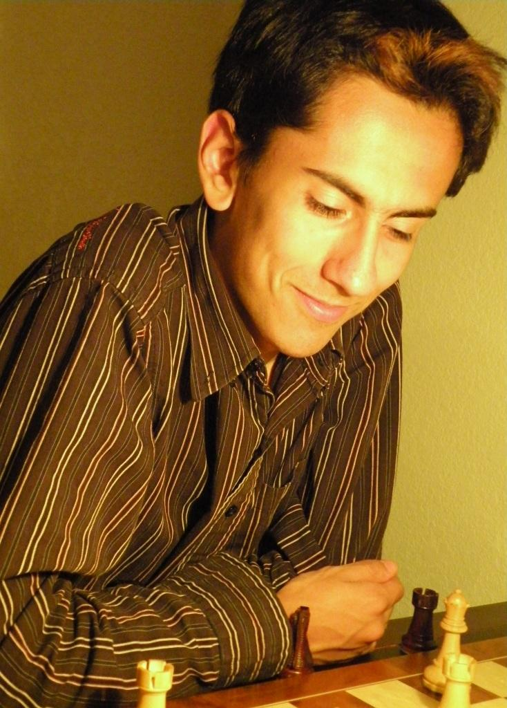 """Grandmaster Mauricio Flores authored the book """"Chess Structures, A Grandmaster Guide."""""""