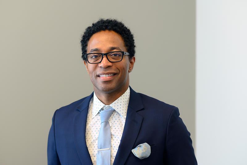 """Just two weeks after being inaugurated, St. Louis County Prosecutor Wesley Bell joined """"St. Louis on the Air"""" on Tuesday."""